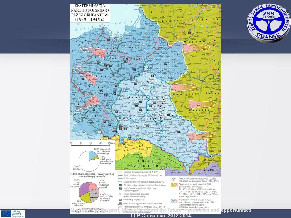 Po zorganizowaniu niemieckiej i radzieckiej administracji na terenie okupowanego państwa polskiego przystąpiono do wysiedlania ludności.