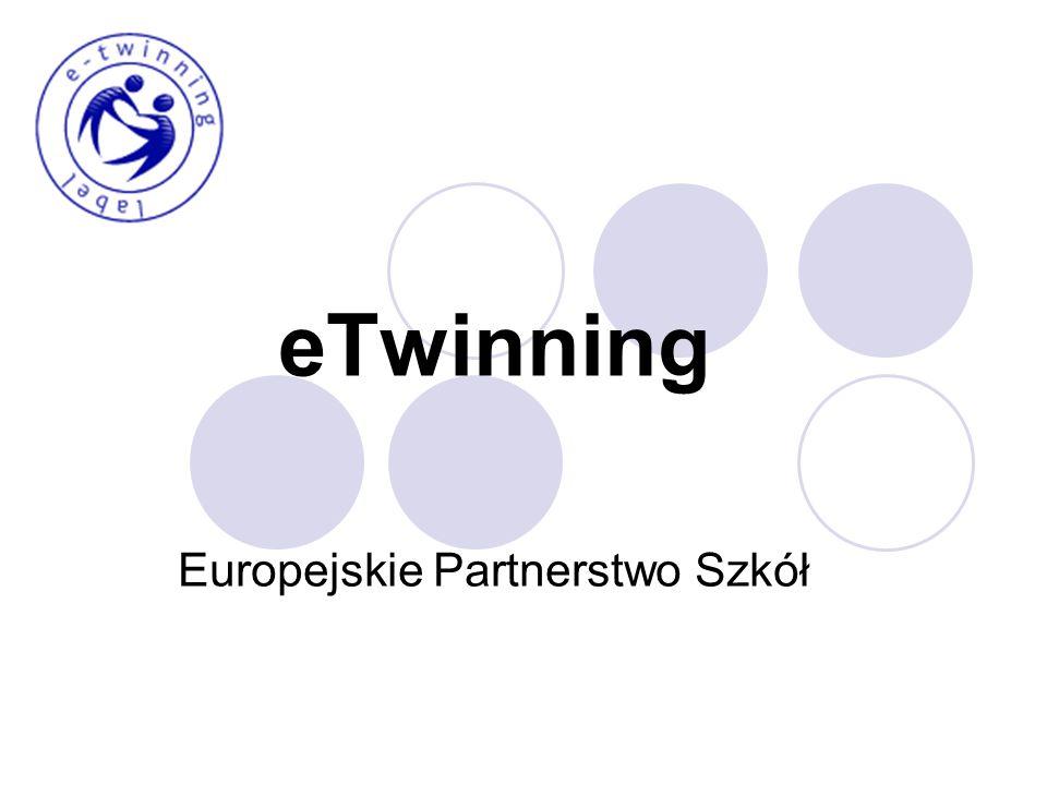 eTwinning Europejskie Partnerstwo Szkół