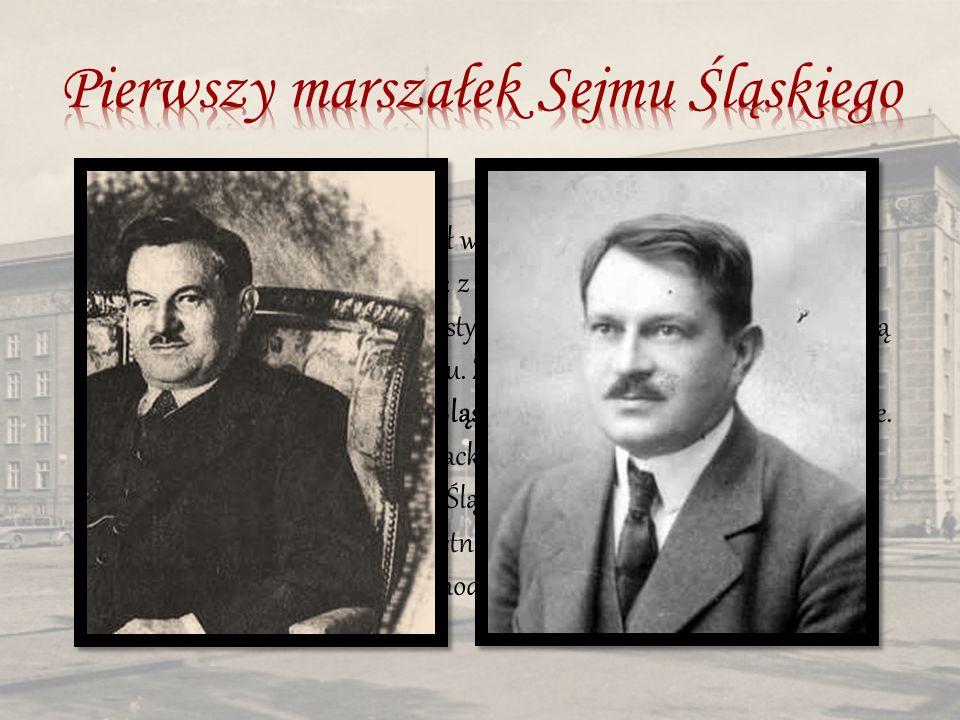 Po powrocie na Śląsk, osiadł w Katowicach i otworzył kancelarię adwokacką.
