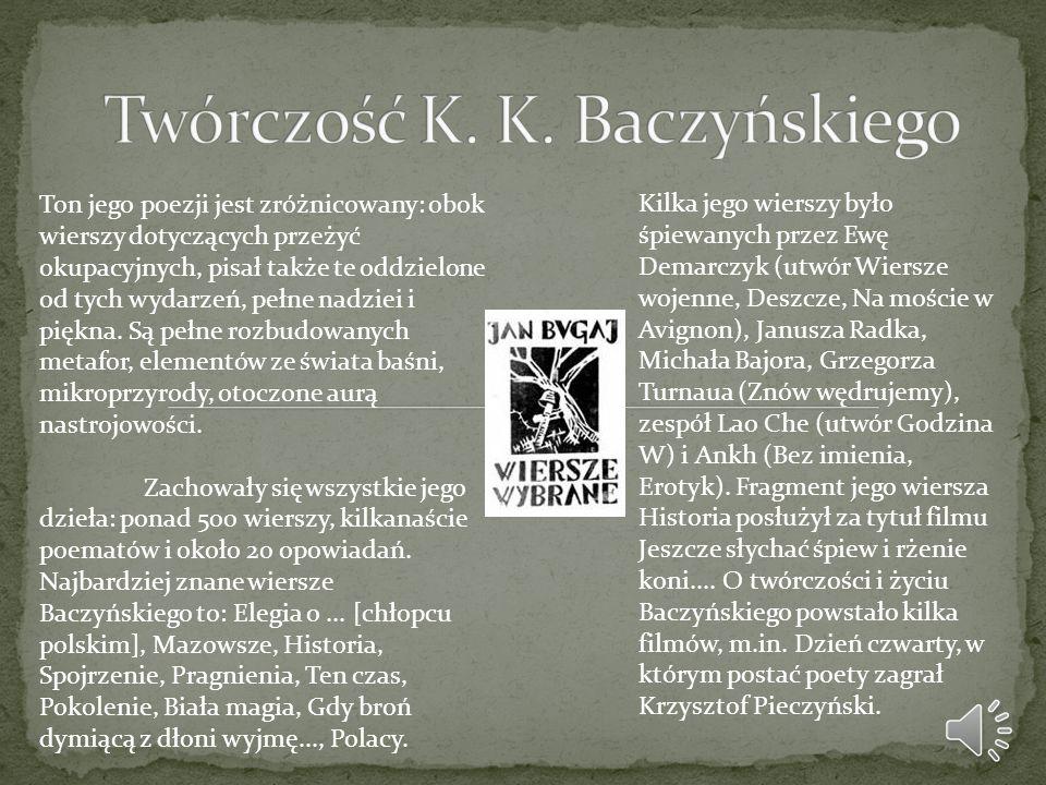 Basia Drapczyńska - urodzona 13 listopada 1922 r.Pochodziła z rodziny drukarzy.