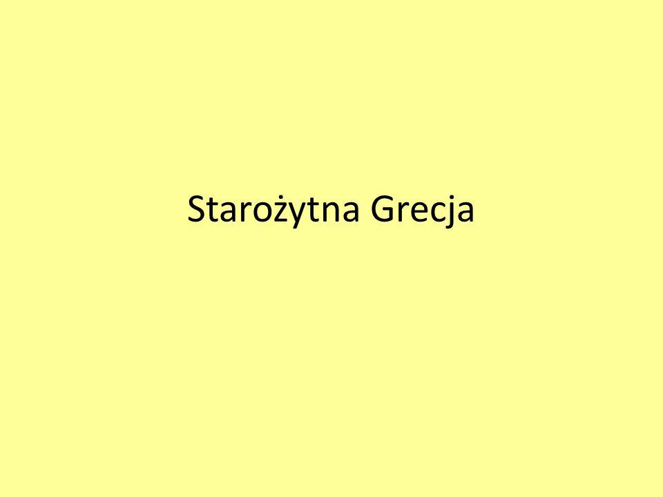 Czy warunki geograficzne miały wpływ na życie mieszkańców Grecji.