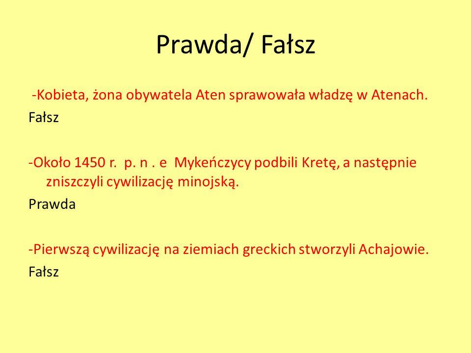 Cywilizacja Minojska/ Mykeńska Cywilizacja Minojska- nazwę utworzono od?: -Imienia króla Krety – Minosa, mitycznego władcy Krety.
