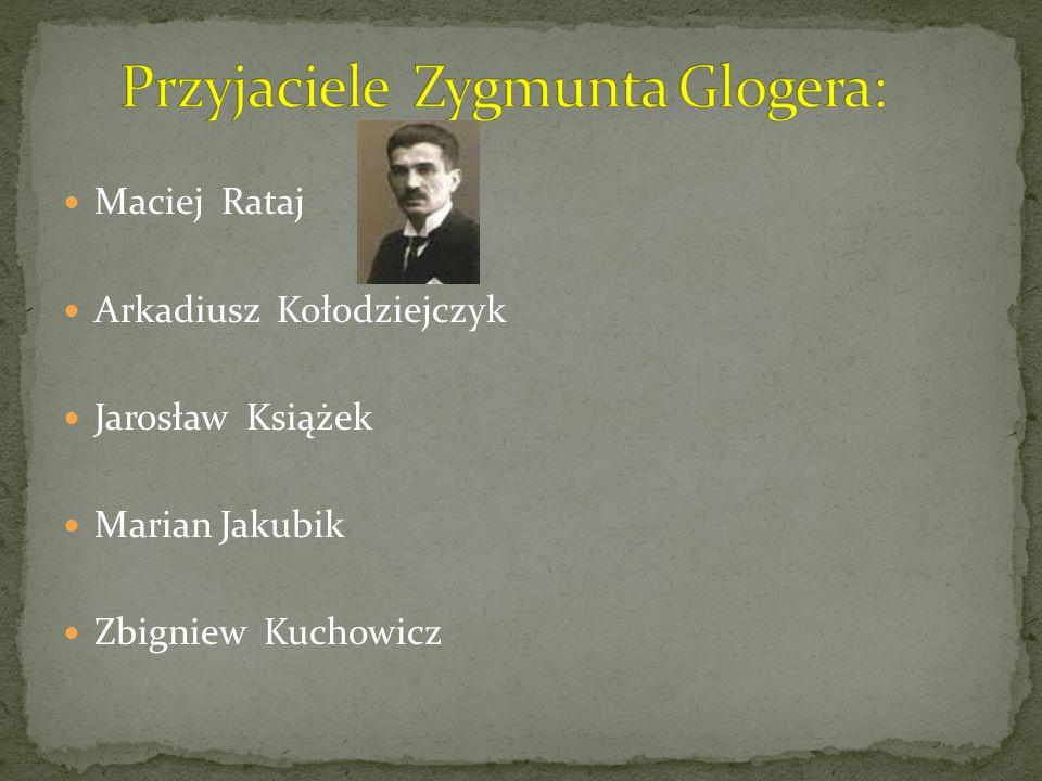 Maciej Rataj Arkadiusz Kołodziejczyk Jarosław Książek Marian Jakubik Zbigniew Kuchowicz
