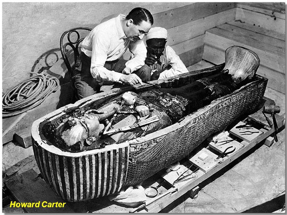 Grobowiec ten oficjalnie uznano za odkryty w dniu 26 listopada 1922 roku, późnym wieczorem.