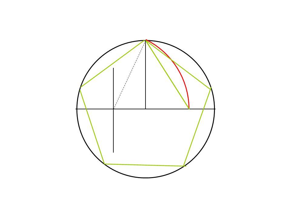 promień średnica cięciwa 9. Okrąg i koło.