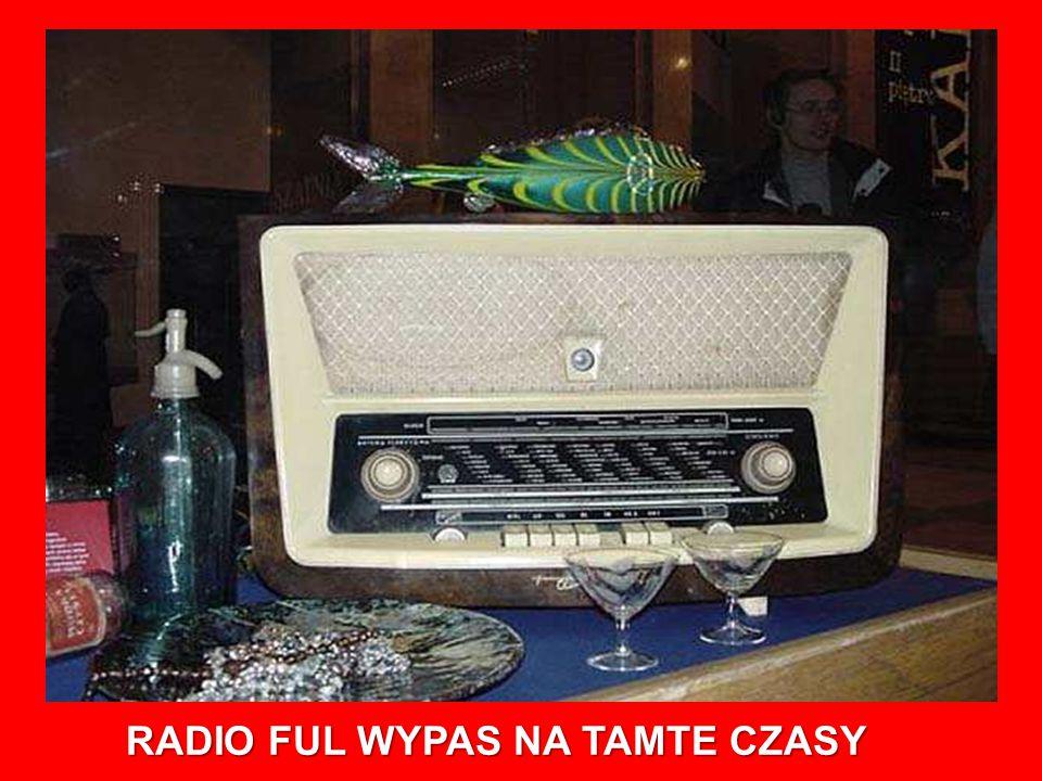 TO NIE DENTYSTA - TO MIKROFON W STUDIO TV