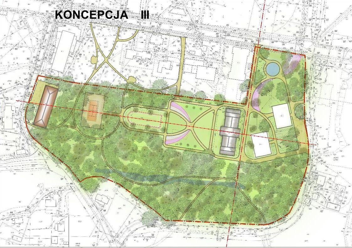 KONCEPCJA III