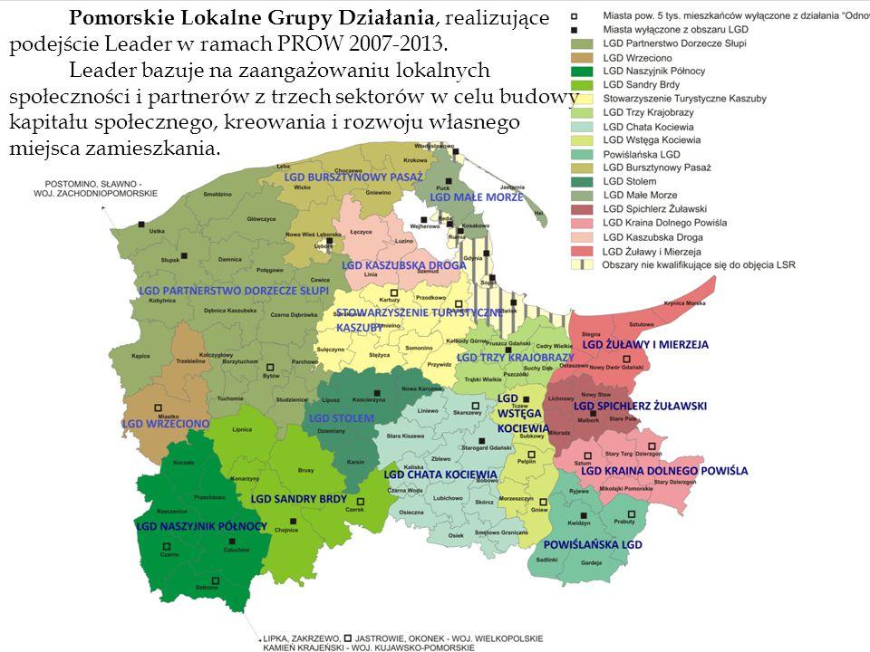 Działania realizowane w ramach Osi 4 LEADER ukierunkowane na aktywizację społeczności lokalnej i rozwój obszaru  Odnowa i rozwój wsi  Małe Projekty  Różnicowanie w kierunku działalności nierolniczej  Tworzenie i rozwój mikroprzedsiębiorstw  Funkcjonowanie LGD (działania własne LGD, aktywizacja i nabywanie umiejętności