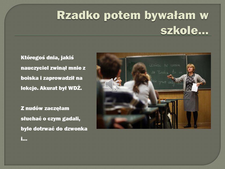 Opieka: p. A. Oczkowska p. M. Stolarczyk