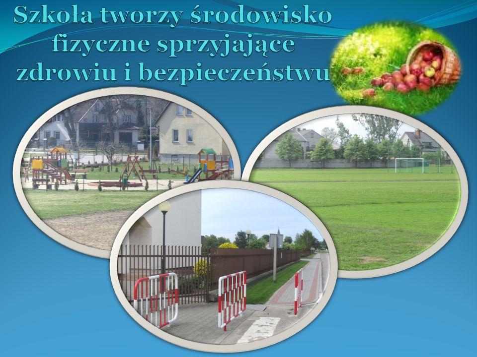 Działania: - wykonanie kapitalnego remontu budynku szkolnego ( wymiana otworów okiennych i drzwiowych, zmiana pokrycia dachowego z eternitu na blachodachówkę, termomodernizacja budynku, wykonanie nowej elewacji); - wybudowanie przy szkole Kompleksu sportowo – rekreacyjnego w Brzozowie Starym ( boiska środowiskowego, placu zabaw, terenów zielonych); - wybudowanie przyszkolnej oczyszczalni ścieków; - wybudowanie infrastruktury poprawiającej bezpieczeństwo uczniów ( chodnika od szkoły do kościoła, barierek zapobiegających wybieganiu dzieci na jezdnię, parkingu przyszkolnego); - utrzymanie i wzbogacanie przyszkolnych terenów zielonych.
