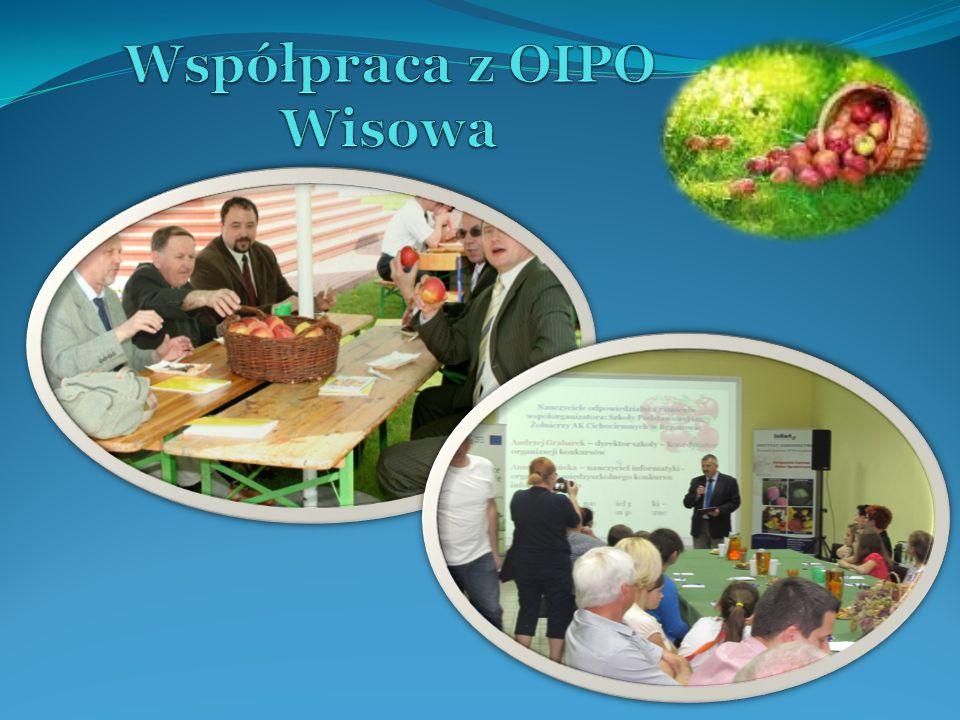 Efekty: - współpraca trwa już 10 lat i odbywa się zgodnie z podpisana umową; - szkoła jest liderem współpracy 6.