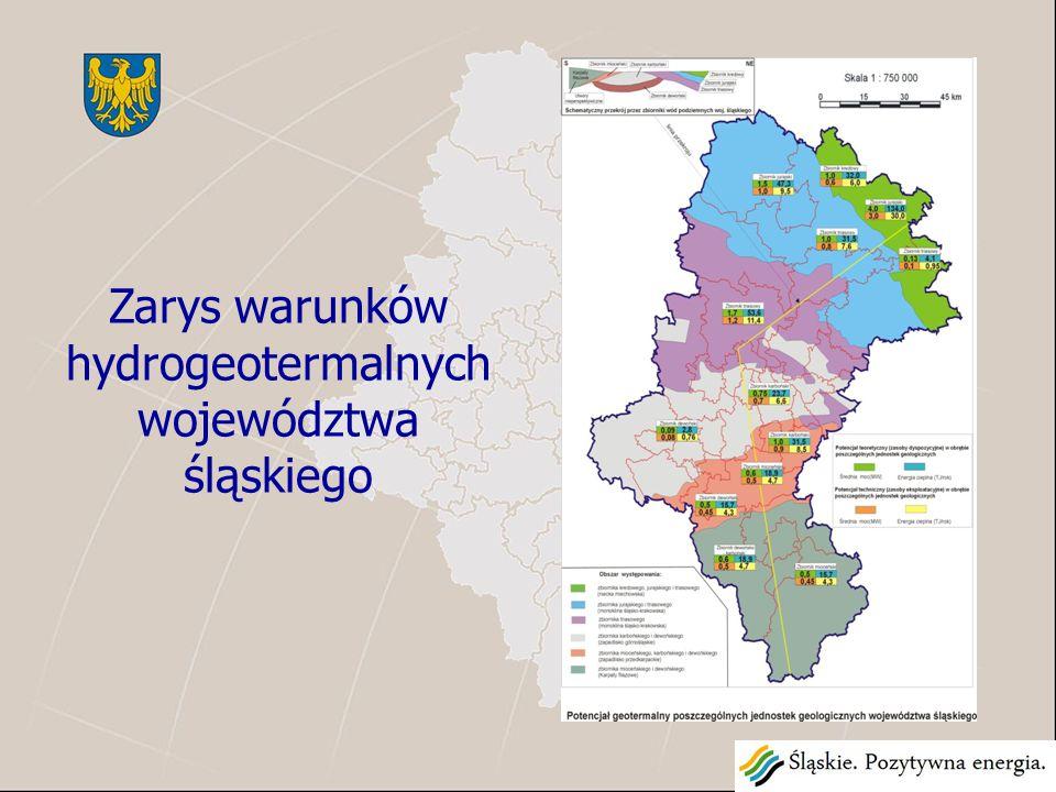 Zarys warunków hydrogeotermalnych województwa śląskiego