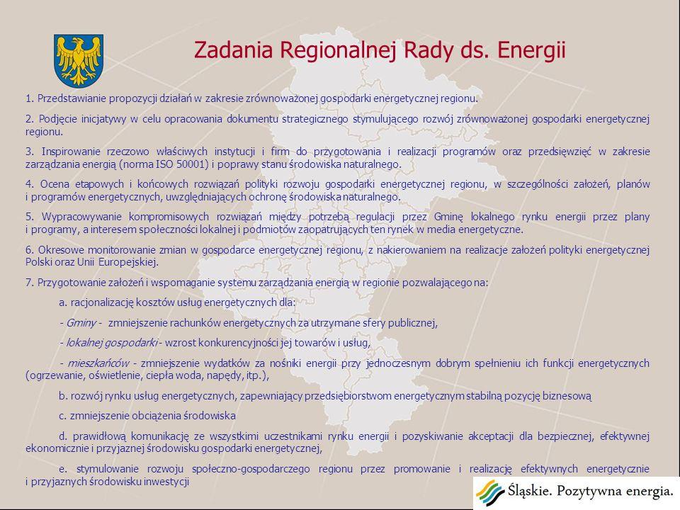Skład Regionalnej Rady ds.