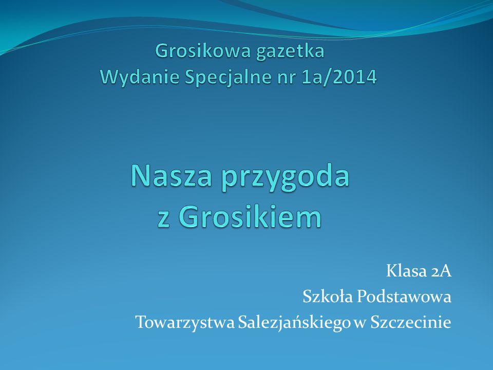 Klasa 2A Szkoła Podstawowa Towarzystwa Salezjańskiego w Szczecinie