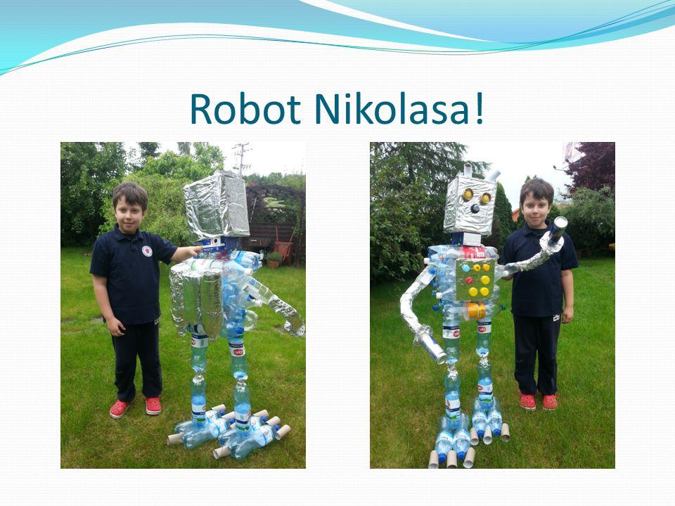 Robot Nikolasa!