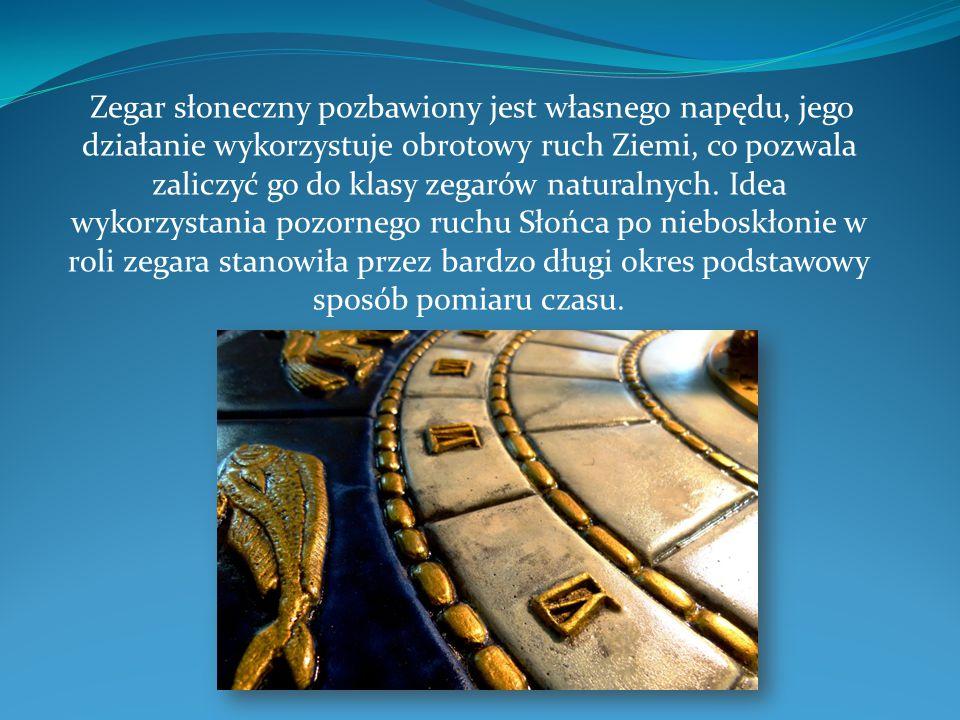 Wiele z nich jest pokryta mitycznymi postaciami związanymi z czasem i pozwalają odkryć w co wierzyli nasi przodkowie.