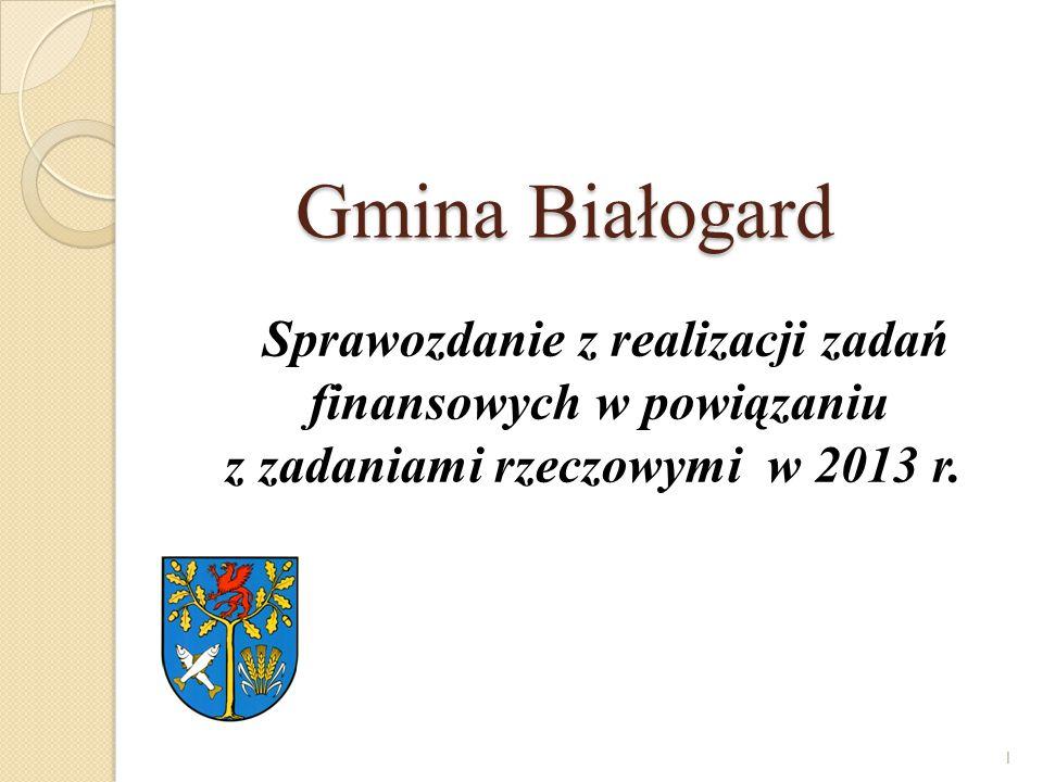 Projekt Przeciwdziałanie wykluczeniu cyfrowemu w Gminie Białogard Projekt w 100% - 3.400.000 zł finansowany ze środków pozyskanych środków Europejskiego Funduszu rozwoju regionalnego.