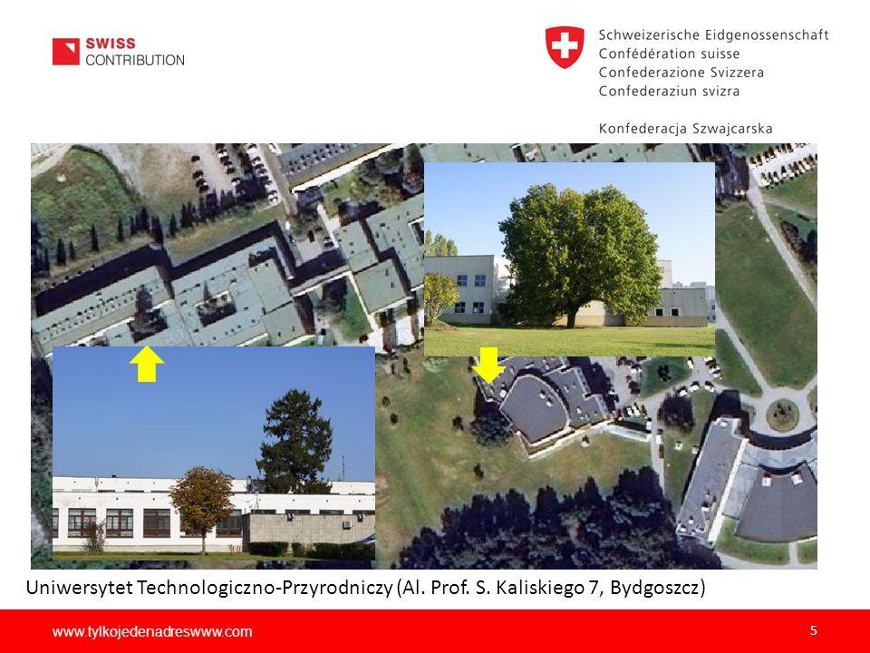 www.tylkojedenadreswww.com 5 Tu parę przykładów listy gatunków kwoty …. Uniwersytet Technologiczno-Przyrodniczy (Al. Prof. S. Kaliskiego 7, Bydgoszcz)