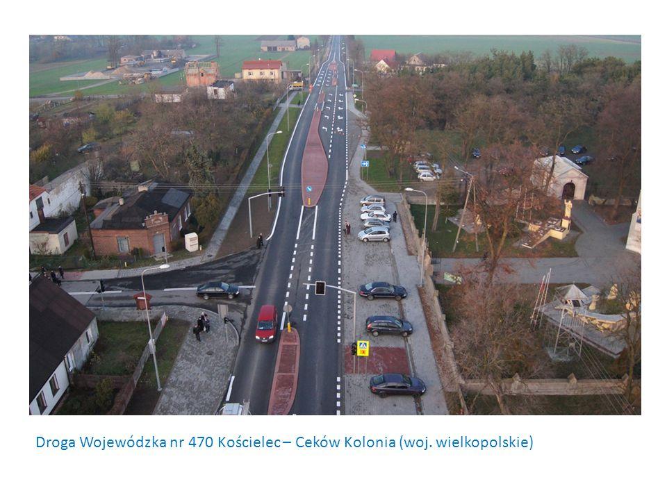 Droga Wojewódzka nr 470 Kościelec – Ceków Kolonia (woj. wielkopolskie)