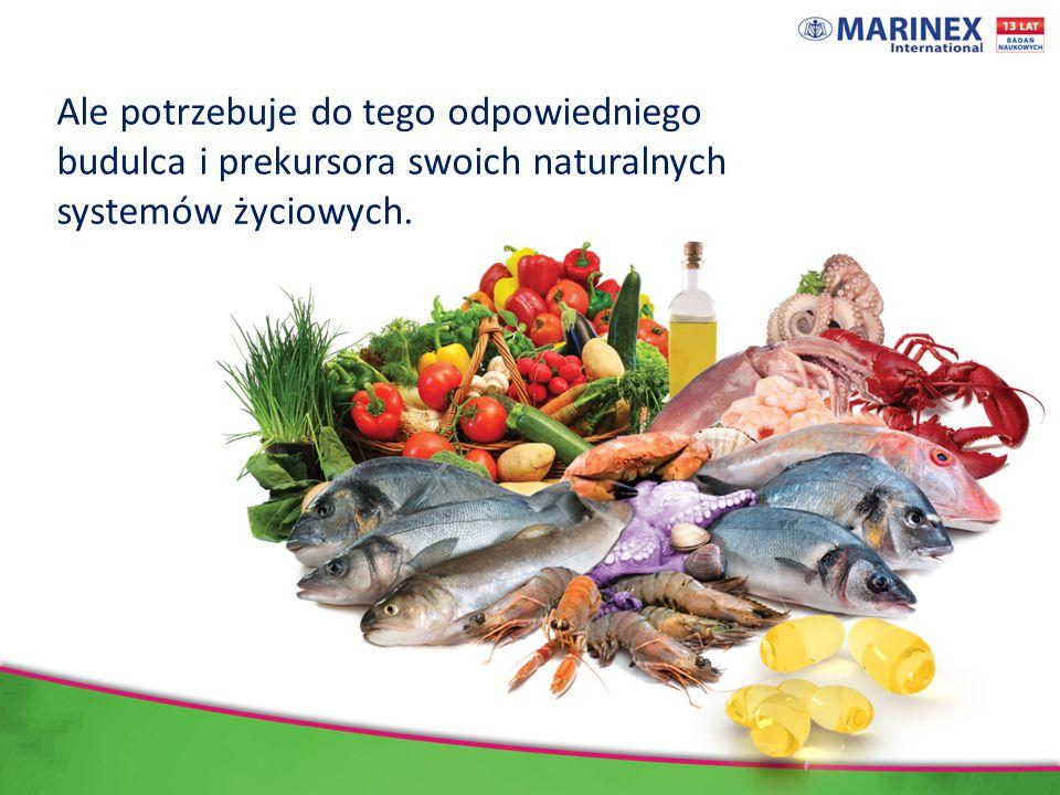 Źródłem tych substancji jest naturalna żywność.