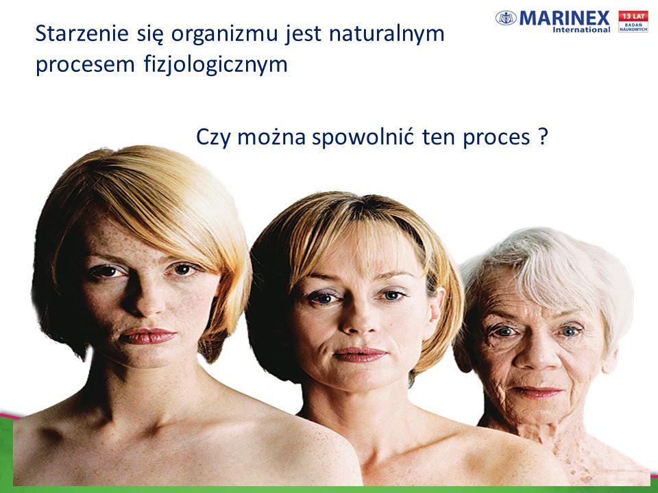 Starzenie się organizmu jest naturalnym procesem fizjologicznym Czy można spowolnić ten proces ?