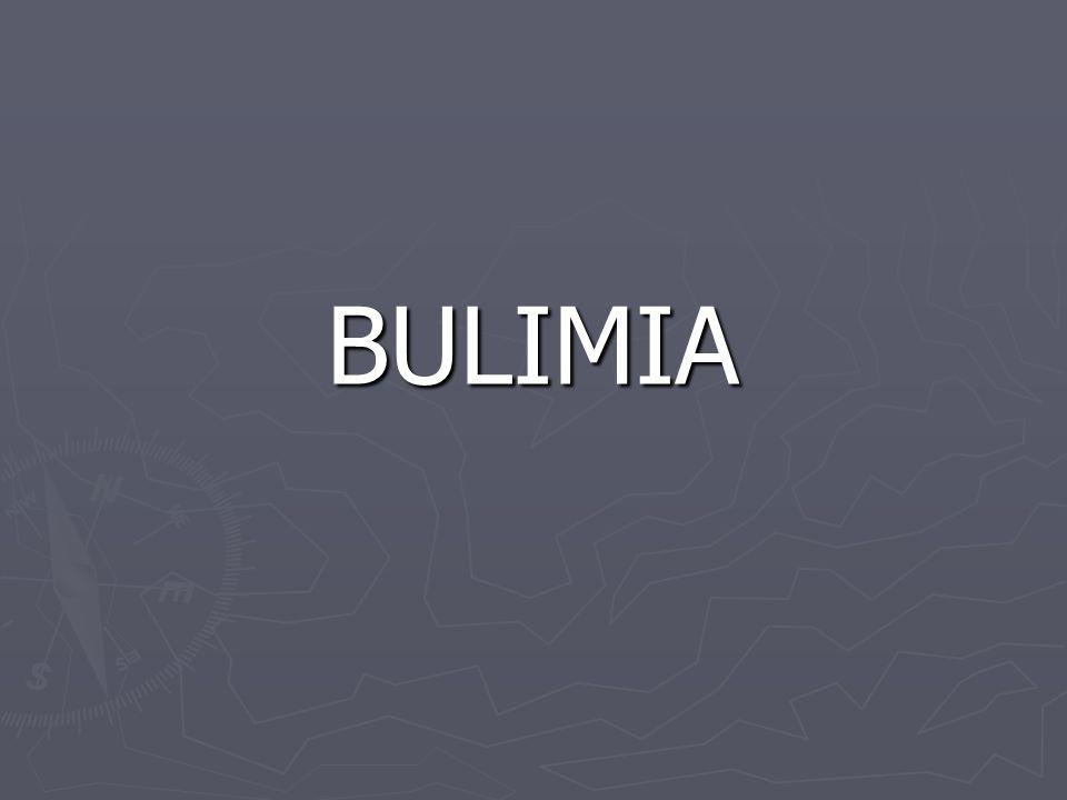 CZYM JEST BULIMIA?.
