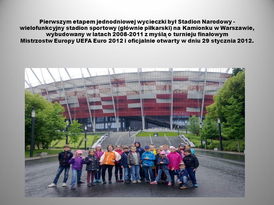 3 czerwca 2014 r. klasy Ia i IIIb wraz z paniami wychowawczyniami Iwoną Karbownik i Anną Wrzesińską wybrały się na ostatnią wycieczkę w roku szkolnym