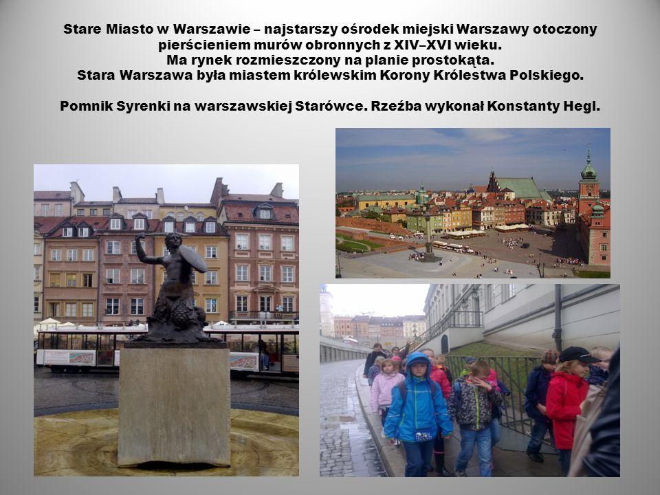 Pomnik Małego Powstańca znajduje się przy ulicy Podwale u zbiegu z ulicą Wąski Dunaj, przy zewnętrznym murze obronnym Starego Miasta w Warszawie.