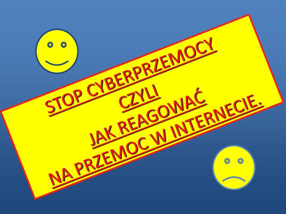 WSKAZÓWKI DLA DZIECI I MŁODZIEŻY: Często wydaje się nam, że dzieci, a już z pewnością młodzież wie, jakie środki bezpieczeństwa zachować, by uchronić się przed przemocą w sieci.