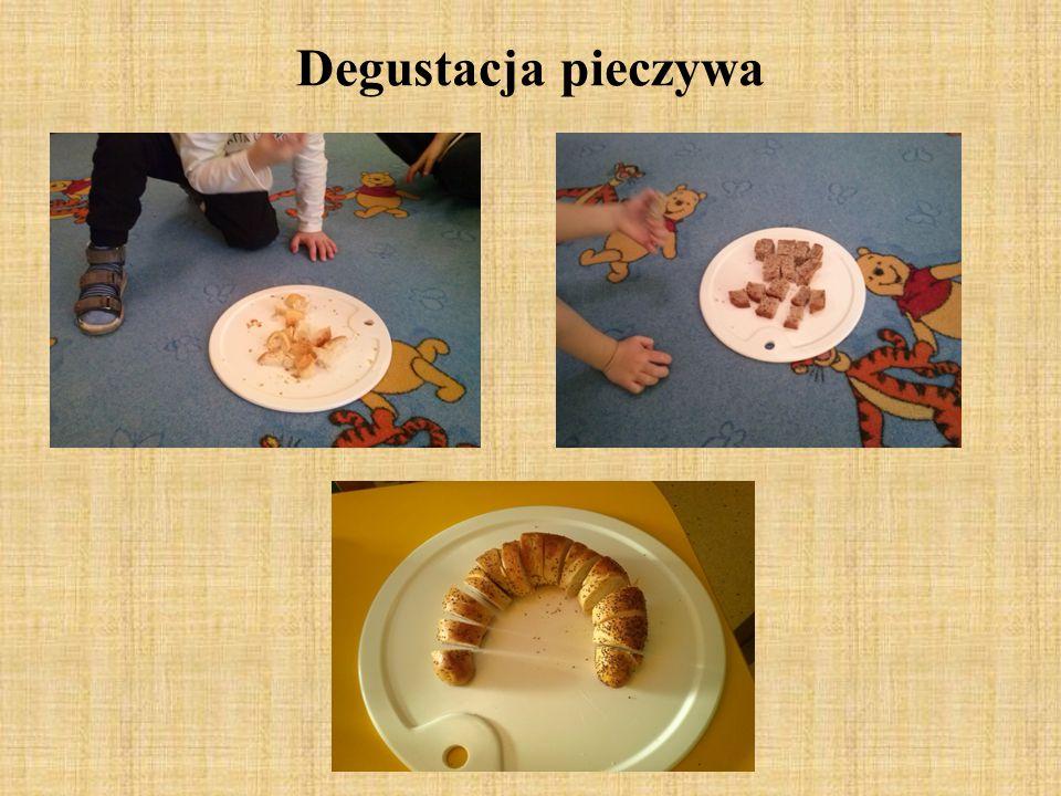 Degustacja pieczywa