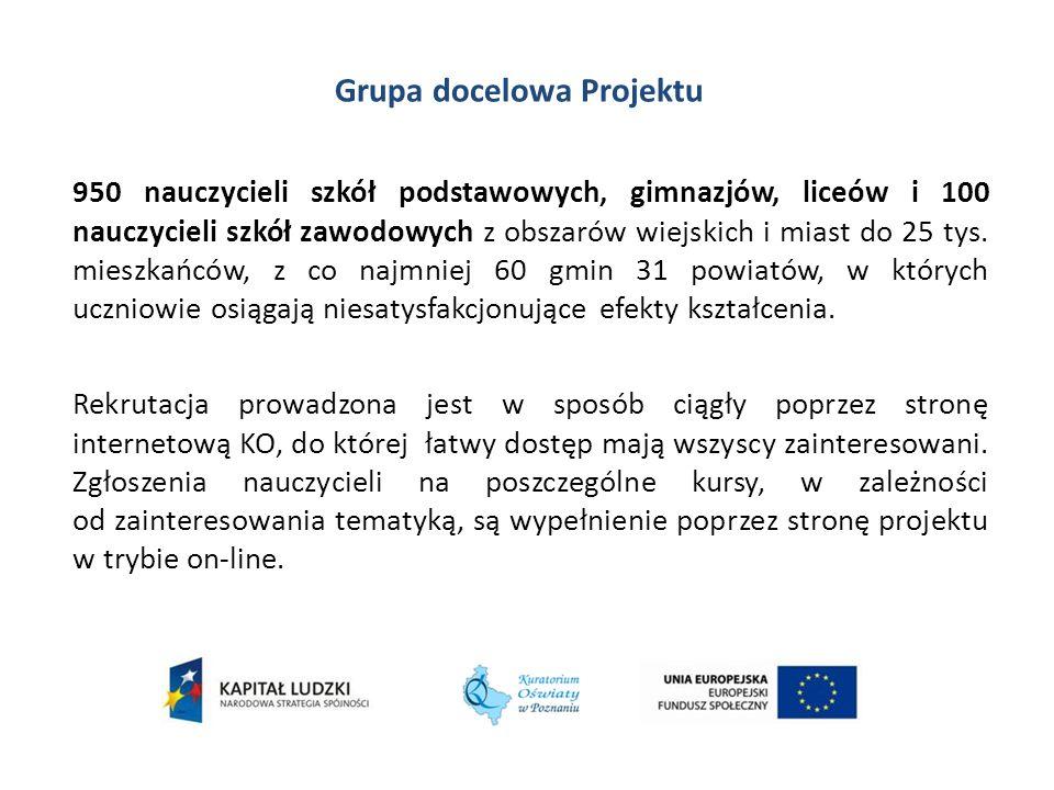 Harmonogram Projektu W marcu uruchomiono stronę internetową projekt.ko.poznan.pl - zawiera ona bieżące informacje związane z realizacją Projektu.