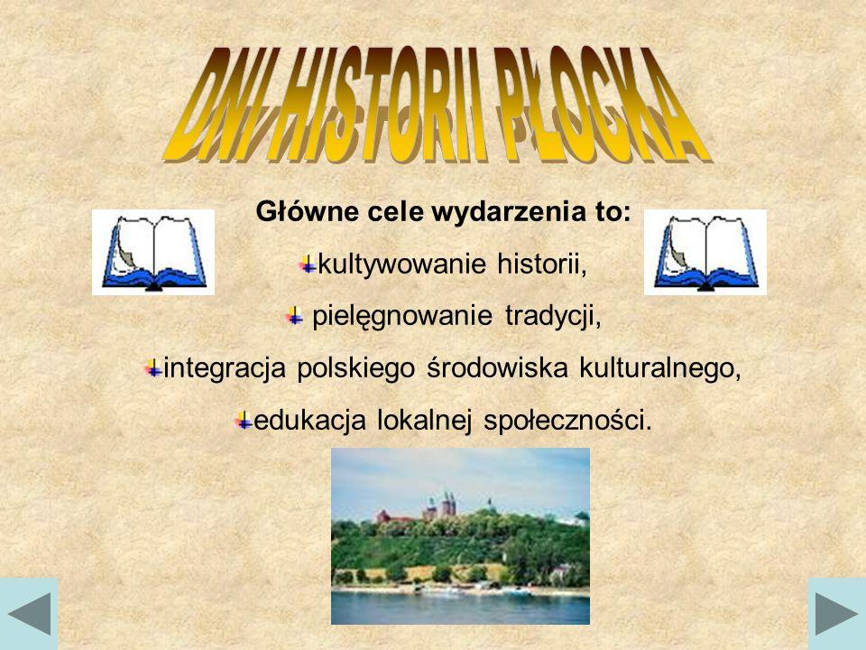 Główne cele wydarzenia to: kultywowanie historii, pielęgnowanie tradycji, integracja polskiego środowiska kulturalnego, edukacja lokalnej społeczności.