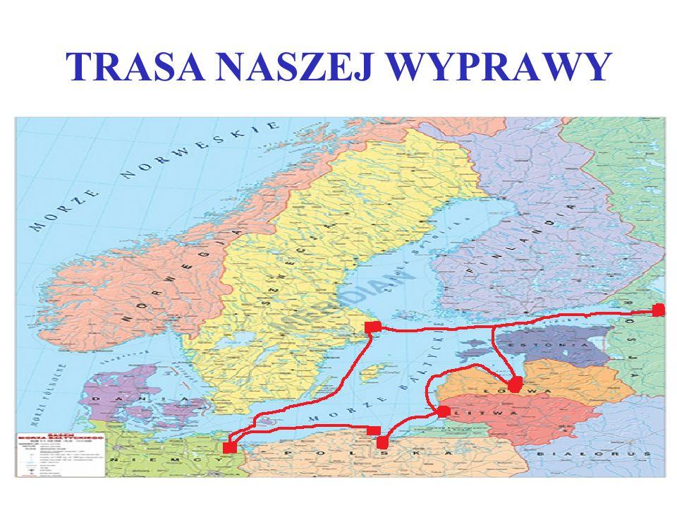 Wypływamy z Kłajpedy i zmierzamy do Gdańska.