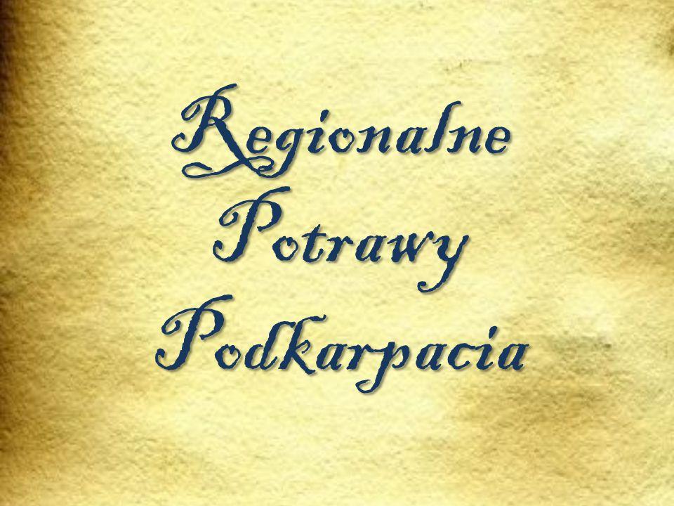 Pierogi pilzne ń skie z borówkami Charakterystyka: Pierożki o kształcie półkolistym, na brzegu charakterystyczna falbanka w miejscu zlepienia.