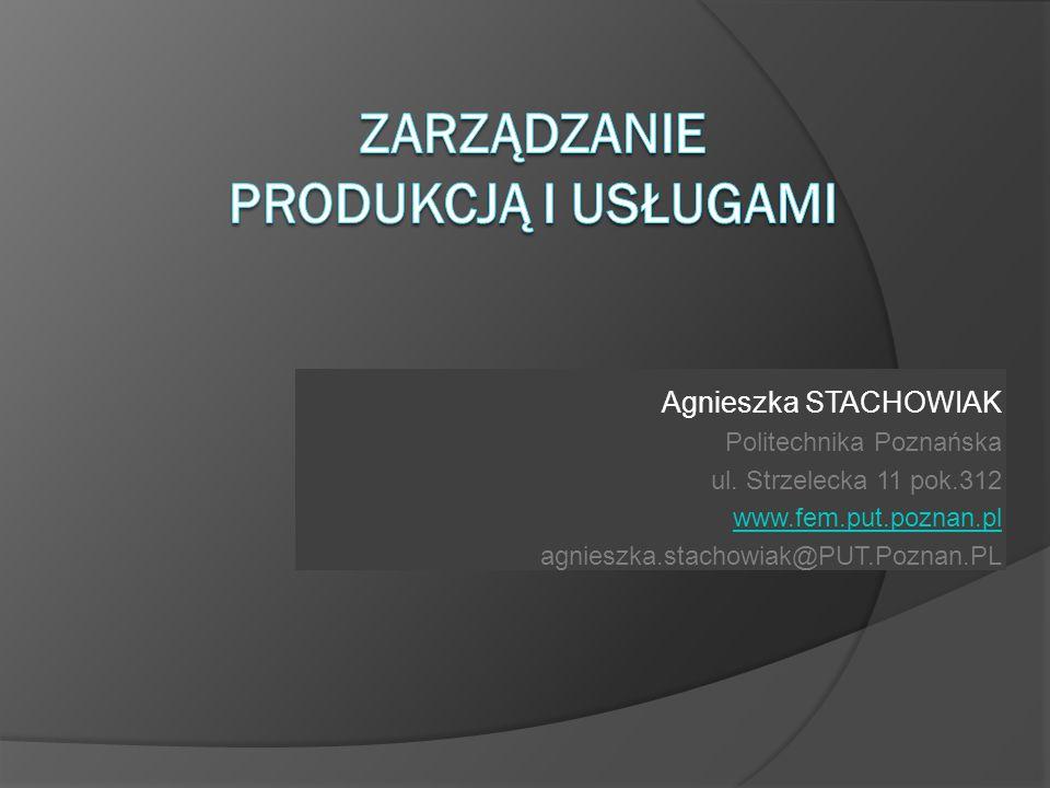 TAKTYCZNE ASPEKTY ZARZĄDZANIA PRODUKCJĄ NORMATYWY PLANOWANIA i OPERATYWNEGO ZARZĄDZANIA PRODUKCJĄ Bilansowanie zadań produkcyjnych z potencjałem produkcyjnym Pojęcia podstawowe: ○ zasoby produkcyjne – każdy czynnik materialny warunkujący wykonanie planu produkcji (powierzchnia, maszyny, zapasy, kapitał..) ○ zadanie produkcyjne – całkowita wielkość produkcji planowana do wykonania w danym okresie (asortyment i programy produkcyjne ○ potencjał produkcyjny – wielkość zasobów jakie mogą być w danym okresie wykorzystane do produkcji (uwzględniając przyjęty sposobu wykorzystania zasobów) ○ zapotrzebowanie potencjału – wielkość potencjału konieczna do realizacji określonego zadania produkcyjnego