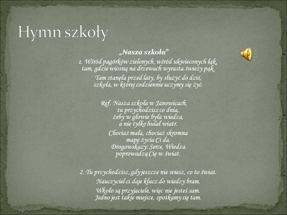 Patron szkoły Patronką naszej szkoły od 19.12.1991r.