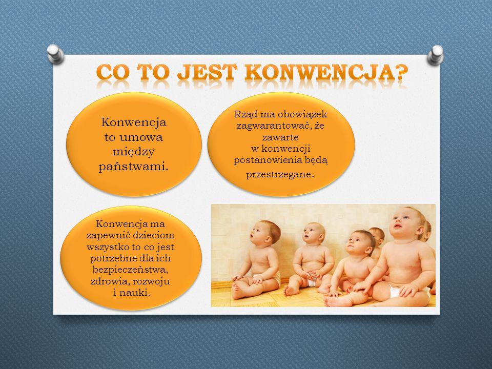 www.sp2.laziska.pl Ratyfikując, czyli przyjmując konwencję Państwo składa obietnicę, że będzie zachowywać jej postanowienia.
