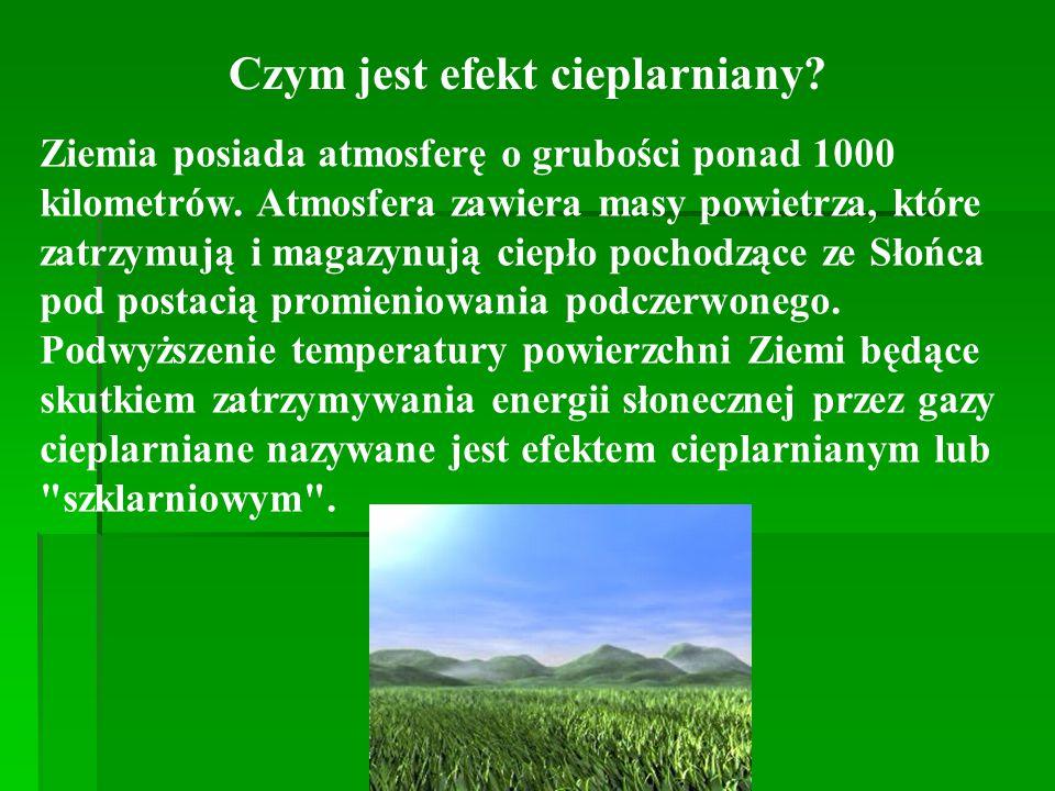 Ziemia posiada atmosferę o grubości ponad 1000 kilometrów.