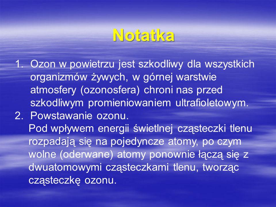Jak dziś? W latach 80. XX wieku rozpoczęły się regularne badania nad grubością warstwy ozonowej, do czego posłużyły satelity.W latach 80. XX wieku roz