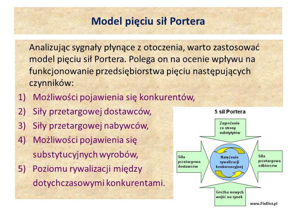 Metody analizy i prognozowania strategicznego 1)Analiza trendu To pierwsze, wstępne oszacowanie wartości przyszłych, w oparciu o dotychczasowe wyniki.