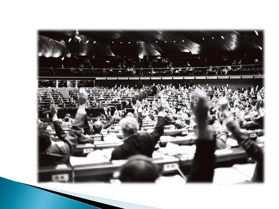  Parlament jest przede wszystkim organem prawodawczym, który wspólnie z Radą stanowi akty prawne w toku różnych procedur legislacyjnych.