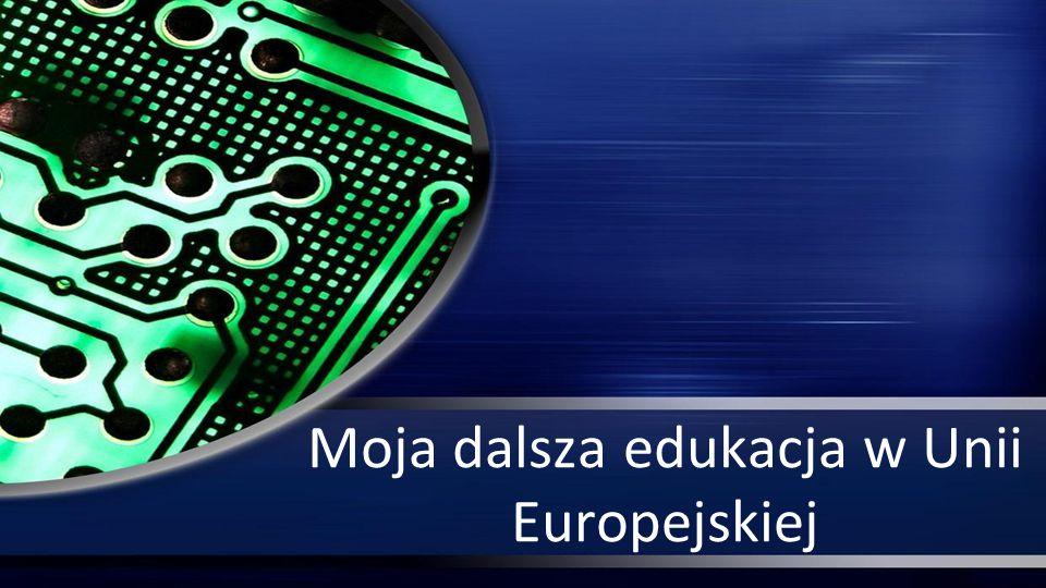 Dwa uniwersytety IT w UE Uniwersytet Staffordshire Uniwersytet Warszawski * W naszym zasięgu finansowym *