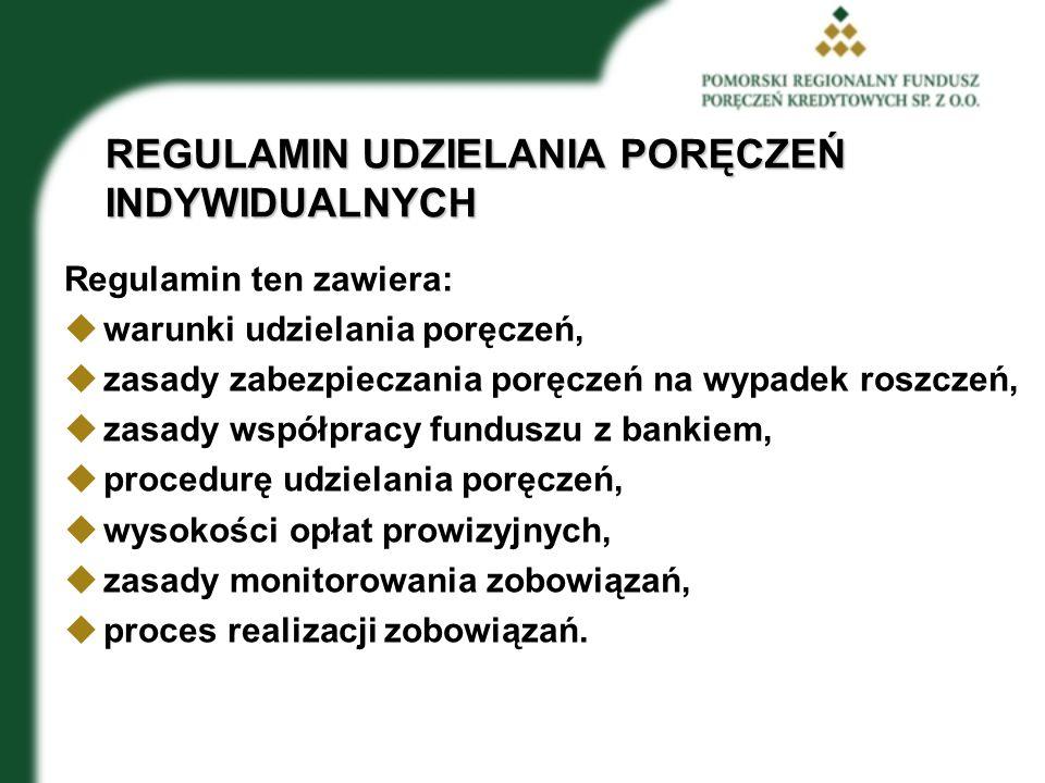 DZIĘKUJĘ ZA UWAGĘ Irena Wróblak Prezes Zarządu PRFPK Sp. z o. o.