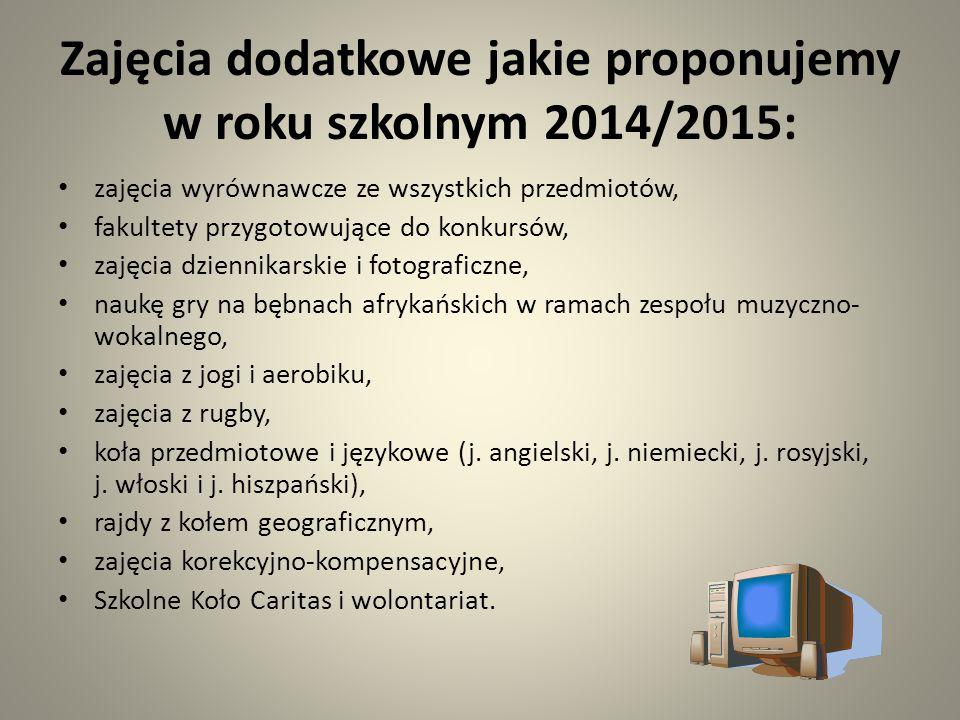 """Realizujemy projekty: Projekt """"Szkoły patronackie"""" wspólnie ze szkołą w Miednikach na Litwie; Szkoła przyjazna uczniom z dysleksją – zasady oceniania"""