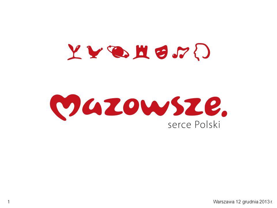 Warszawa 12 grudnia 2013 r. 1