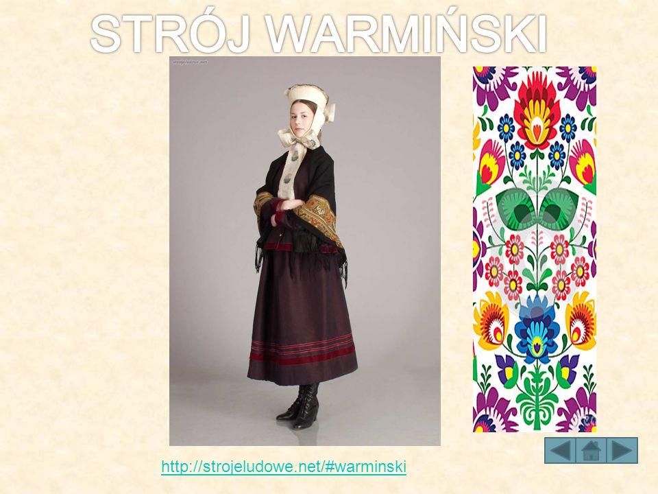 http://strojeludowe.net/#warminski