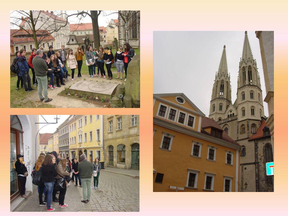 Środa/Mittwoch 17.04 Rano rozpoczęła się wycieczka do Drezna.