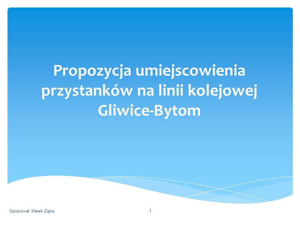 BYTOM SZOMBIERKI Opracował: Marek Zięba32