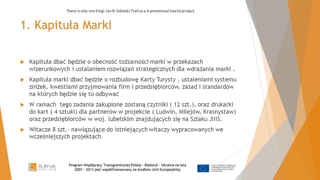 1. Kapituła Marki  Kapituła dbać będzie o obecność tożsamości marki w przekazach wizerunkowych i ustalaniem rozwiązań strategicznych dla wdrażania ma