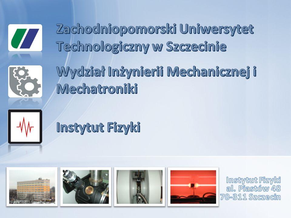 Zakład Fizyki Ciała Stałego (Prof.dr hab. Nikos Guskos)Zakład Fizyki Ciała Stałego (Prof.
